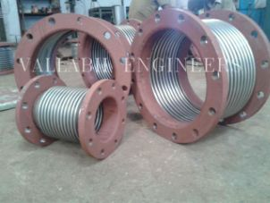 Single Axial Bellow Suppliers