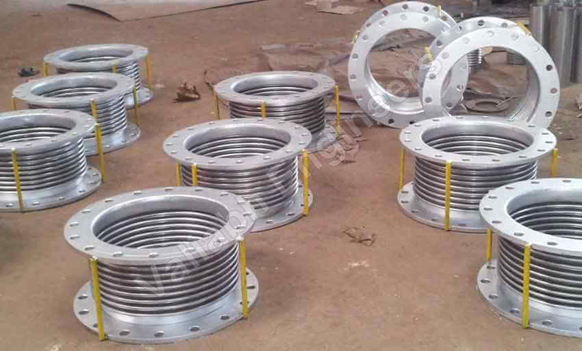 Expansion Bellow Manufacturers