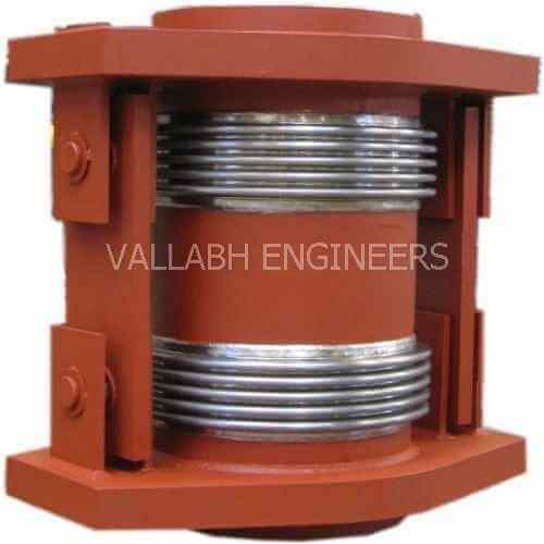 Hinged Bellow Manufacturers