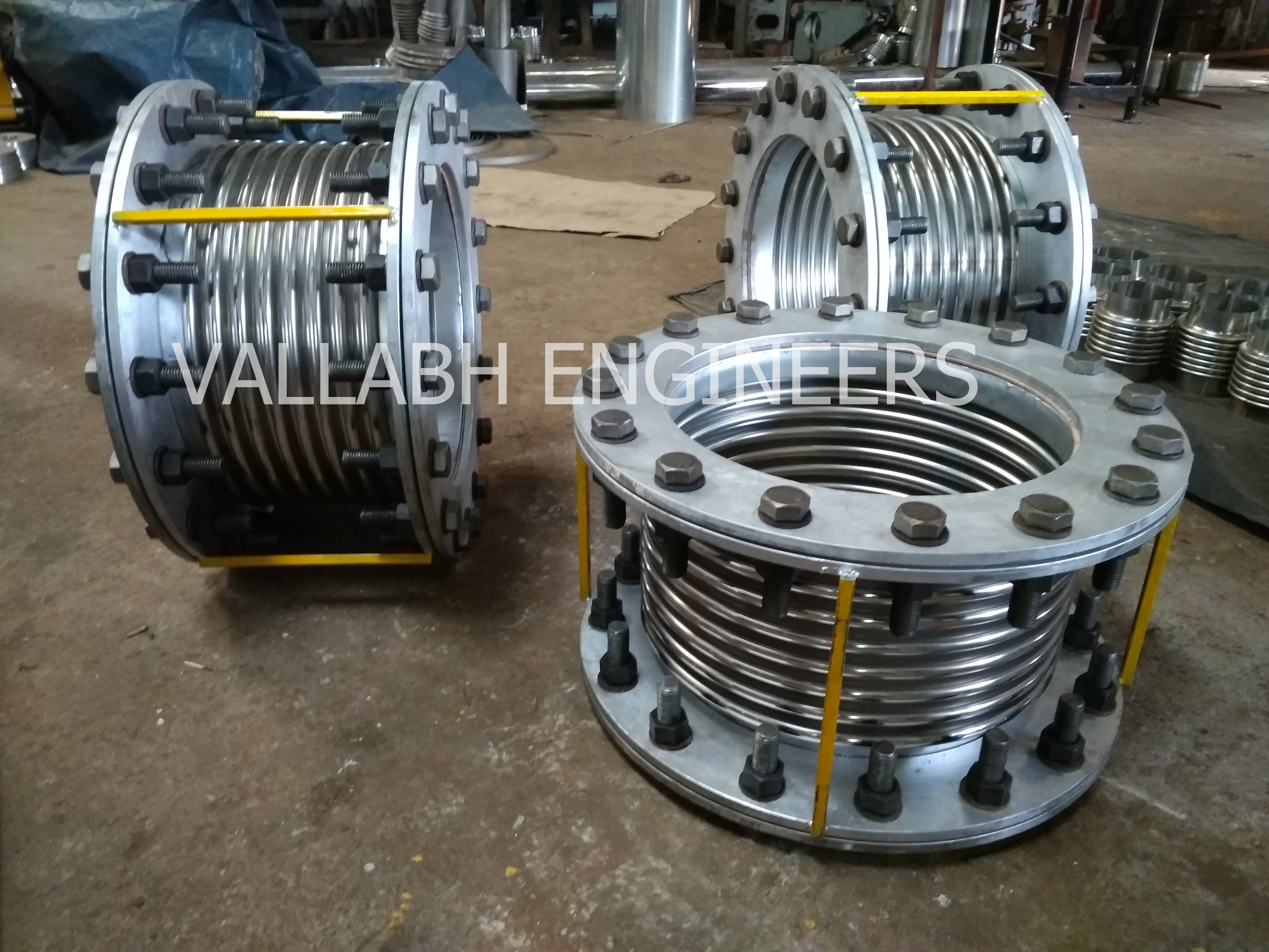 Metallic Expansion Bellow Manufacturers