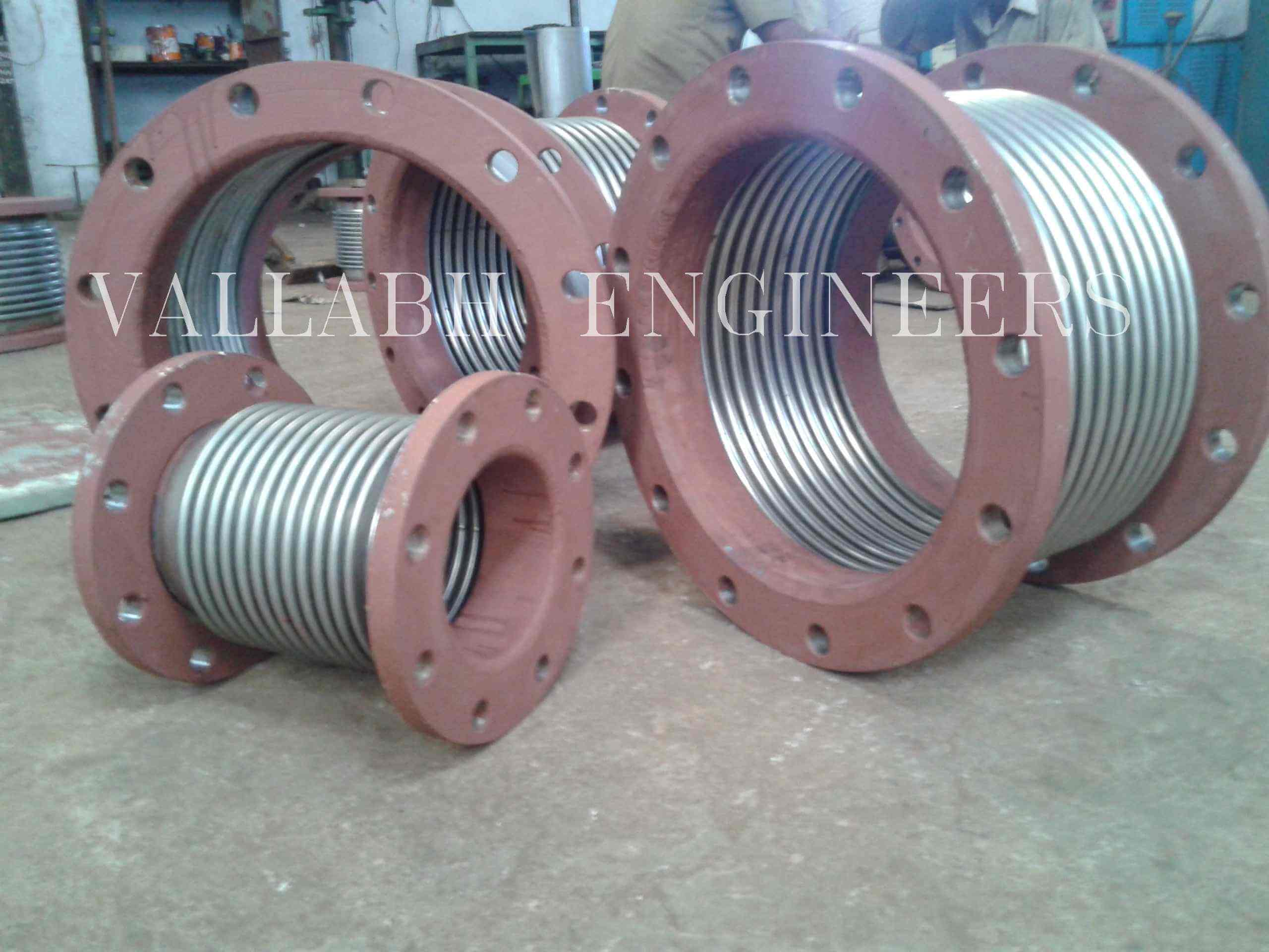 Single Axial Bellow Manufacturers