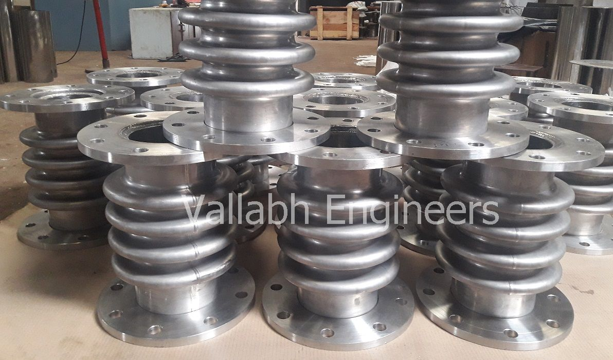 Stainless Steel Bellow in Ankleshwar